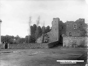 Swords Castle 1890