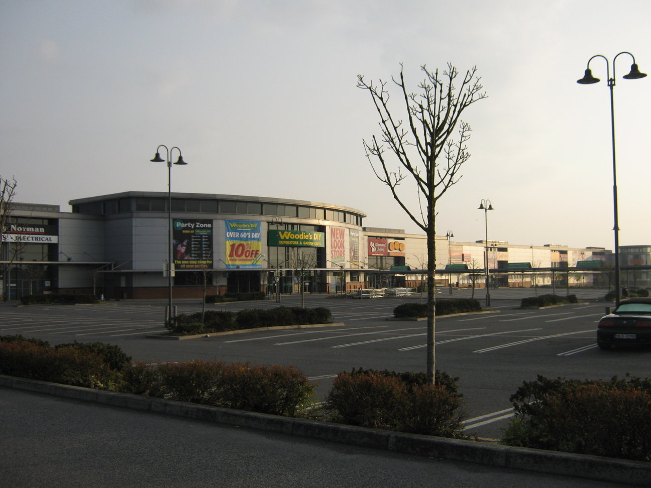 Airside Shops Swords