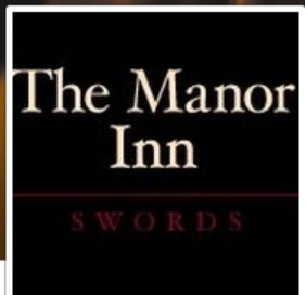 Manor Inn Pub Swords